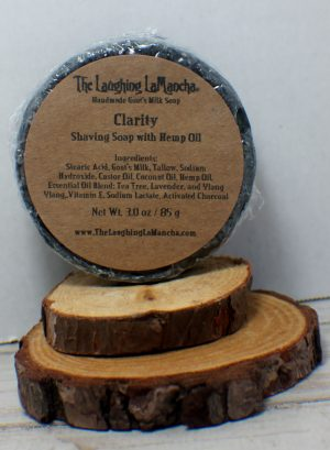 Clarity Shave Soap
