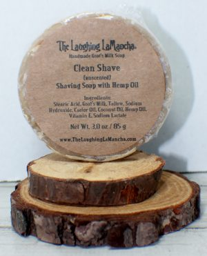 Clean Shave Soap