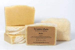 Mojito Handmade Goat's Milk Soap